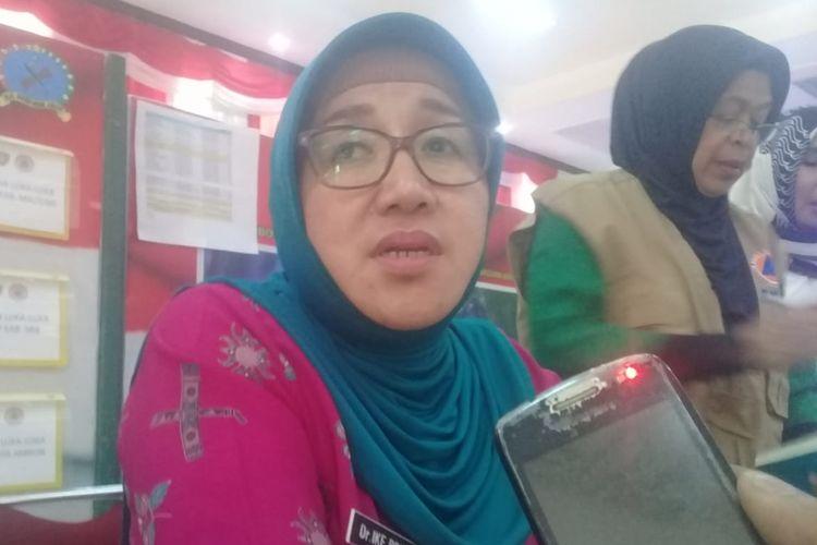 Kepala Dinas Kesehatan Provinsi Maluku, Meykal Ponto