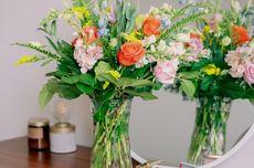 Trik Membuat Pupuk Untuk Buket Bunga Agar Tahan Lama