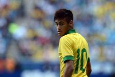 Neymar Yakin Brasil Bisa Juara Piala Konfederasi