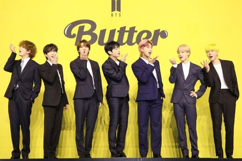 Big Hit Music Buka Suara soal Polemik Hak Cipta Lagu Butter BTS