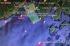 Basarnas Makassar dan TNI AU Ikut Cari KM Lintas Timur di Laut Banggai