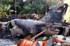Indonesian Military Plane Crashes into Residential Area on Sumatra Island: Village Head