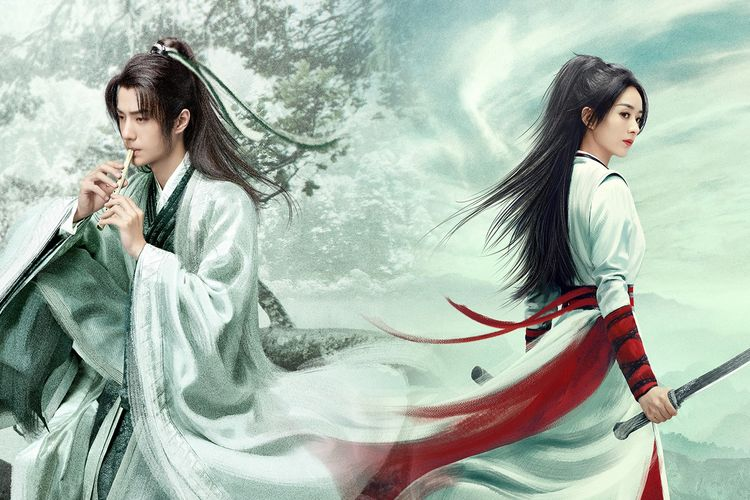 Poster serial drama Cina Legend of Fei