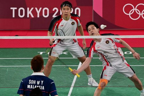 Legenda Indonesia Soroti Mental Marcus/Kevin di Olimpiade Tokyo 2020