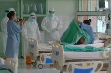 Jubir Pemerintah: Kapasitas Tempat Isolasi Pasien Covid-19 Baru Terisi 53,39 Persen