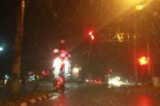Hujan Deras Guyur Palangkaraya, Warga Bergembira