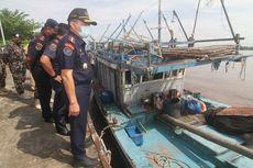 Curi Cumi di Laut Natuna Utara, 5 Kapal Nelayan Vietnam Ditangkap KKP