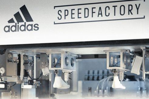 Adidas Tutup Pabrikan dengan Robot Otomatis, Speedfactory
