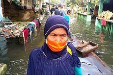 Sudah 1,5 Bulan Tempat Penghidupan Mereka Terendam Banjir