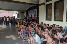 Polres Jakarta Utara Tangkap 145 Preman dalam 3 Hari