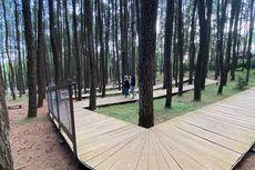 Aturan Ganjil Genap di Pinus Sari Sebabkan Banyak Wisatawan Putar Balik