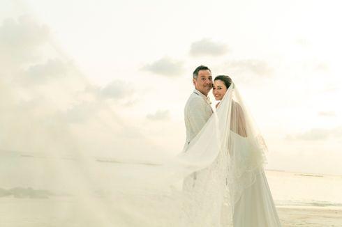 Fakta Pernikahan Julia Estelle dan David Tjiptobiantoro di Maldives