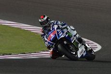 Lorenzo Jatuh pada Lap Pertama GP Qatar