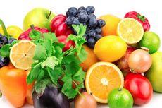 Pentingnya Makan Buah dan Sayur Berbagai Warna