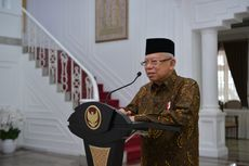 Istana Bantah Wapres Ma'ruf Amin Tak Dilibatkan dalam Susun Aturan Investasi Miras