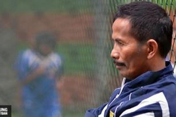 Pelatih Persib Bandung, Djadjang Nurdjaman.