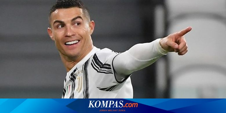 Juventus Vs Spezia, Cristiano Ronaldo Ukir Sejarah