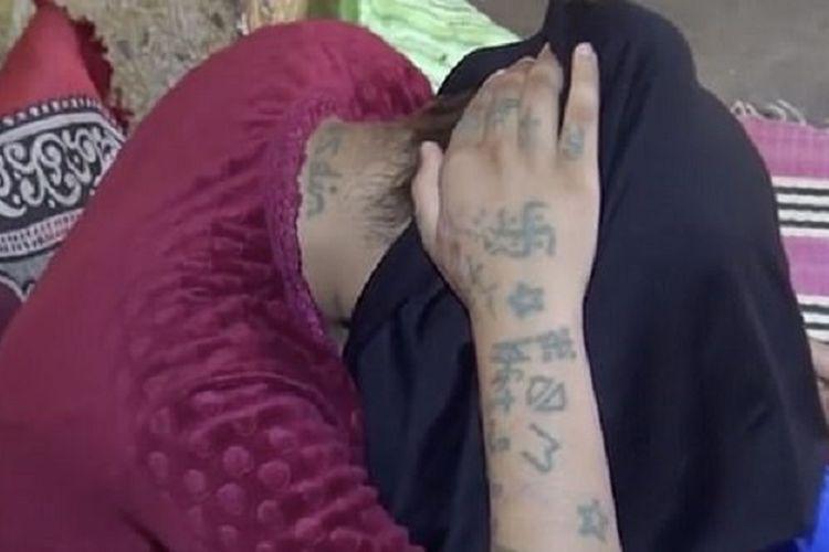 Khadija, seorang gadis di Maroko yang menjadi perhatian dunia setelah disiksa dan diperkosa oleh banyak orang selama dua bulan pada 2018. Sebanyak 11 pelaku pemerkosaan dipenjara 20 tahun dalam kasus yang menuai kemarahan dunia tersebut.