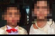 Anak Kembar Usia 5 Tahun Dinikahkan, Orangtuanya Percaya Mereka Reinkarnasi Sepasang Kekasih