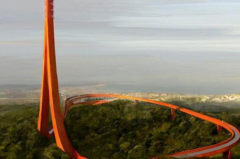 Menyulap Menara Pemancar Menjadi Ikon Kota