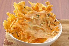 Resep Peyek Teri Renyah, Lauk Makan Tahan Lama