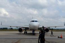 Aspal Taxiway Bandara Samarinda Retak, Penerbangan Ditutup hingga Senin