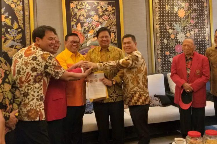 Azis Syamsudin Berpotensi Jabat Wakil Ketua DPR RI 2019-2024