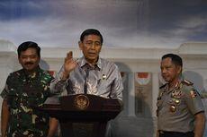 Senin, Menko Polhukam, Panglima TNI dan Kapolri Tinjau Wamena