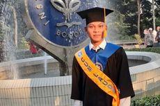 Kisah Boby, Anak Buruh Lulusan Terbaik Program Studi Manajemen Agribisnis IPB