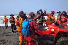2 Wisatawan yang Terseret Ombak di Pantai Goa Cemara Ditemukan