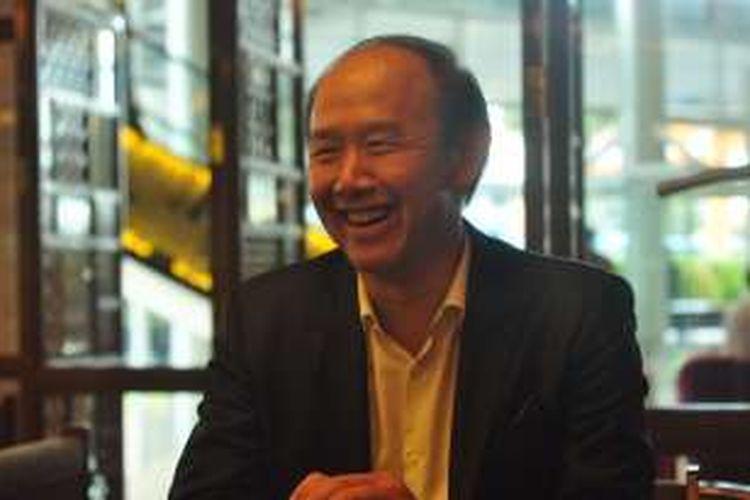 CEO Crown Group, Iwan Sunito.