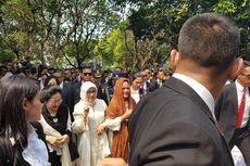 JK Hadiri Pemakaman Habibie Bersama Ibu Negara, Mantan Presiden, dan Mantan Wapres