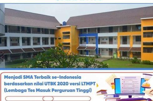 SMA Negeri Ini Terbaik Se-Indonesia Berdasarkan Nilai UTBK 2020