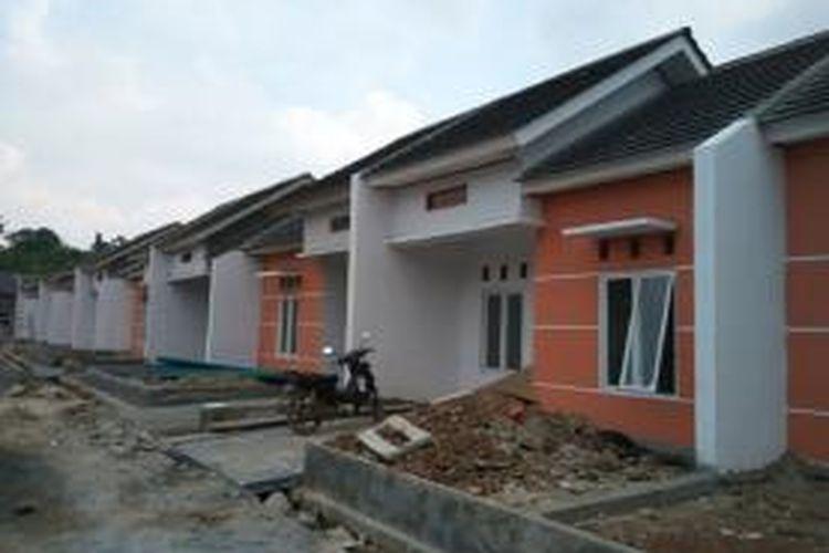 Rumah murah Citayam, Depok.