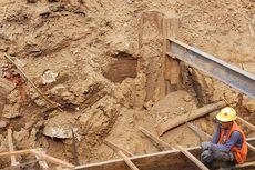 Tak Terhambat Penemuan Struktur Bata Kuno, Pembangunan DDT Stasiun Bekasi Sudah 40 Persen