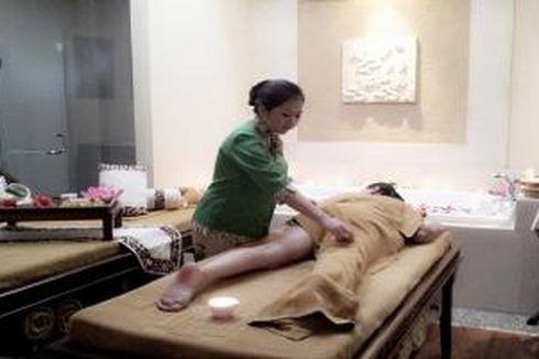 Relaksasi dengan Perawatan Spa di Kawasan Sibuk