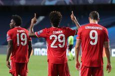 Final Liga Champions, PSG Vs Bayern, Kingsley Coman Cetak Gol