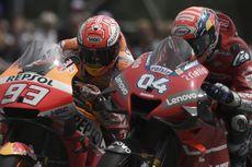 Dovizioso Yakin Bisa Kalahkan Marquez dan Repsol Honda Musim Depan