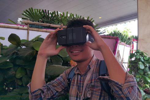 Fitur Virtual Reality Berguna Bagi Traveler Memilih Destinasi Wisata