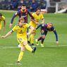 Barcelona Vs Cadiz, Gol Alex Fernandez Buyarkan Kemenangan Messi dkk