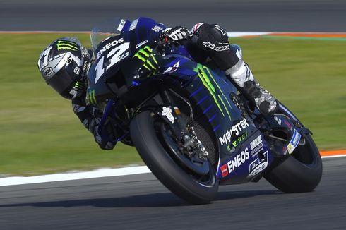 Jatuh 2 Kali, Vinales Tak Sangka Juara Virtual Race MotoGP Spanyol