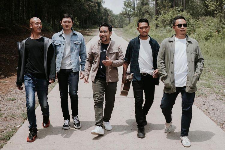 Abdul & The Coffee Theory dok. Universal Music Indonesia