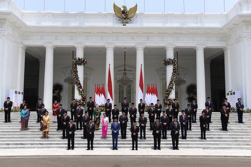Di Depan OSO, Jokowi Minta Maaf soal Susunan Kabinet