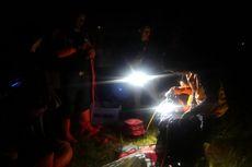 Perahu Diterjang Ombak, Pencari Ikan di Rawa Pening Tenggelam