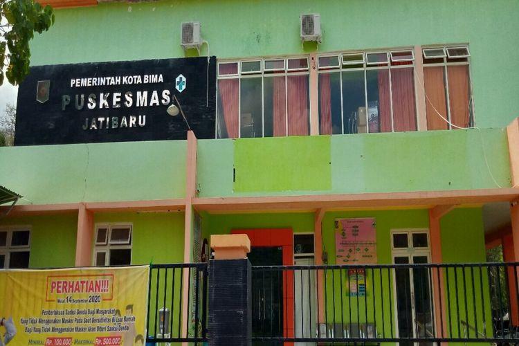 Puskesmas Jatibaru Kota Bima, NTB ditutup setelah 10 nakes terpapar corona
