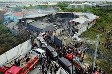 Pemkot Tangerang Tanggung Pengobatan Korban Kebakaran Gudang Mercon