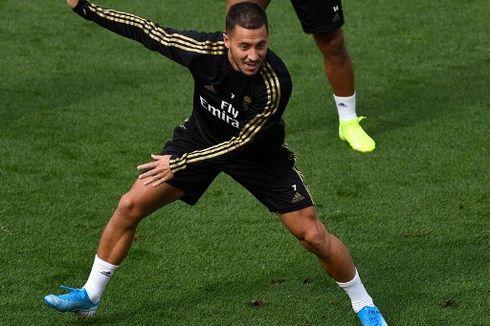 Real Madrid Dipastikan Tanpa Hazard di Piala Super Spanyol