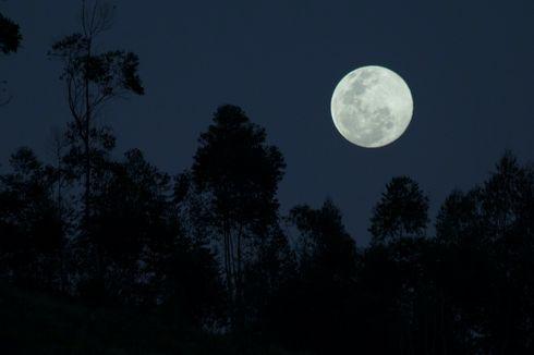 Jangan Lewatkan Full Harvest Moon di Langit Indonesia Malam Ini