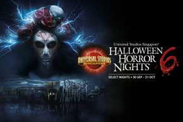 Universal Studios Singapore kembali menggelar Halloween Horror Nights yang akan digelar mulai 30 September 2016.