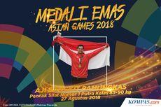 INFOGRAFIK Asian Games: Medali Emas Ke-16, Aji Bangkit Pamungkas